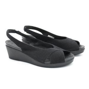 Crocs Leigh Ann Slingback Sandals